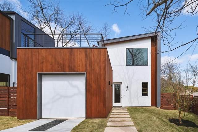 1131 Gillespie Pl #2, Austin, TX 78704 (#8313715) :: Umlauf Properties Group