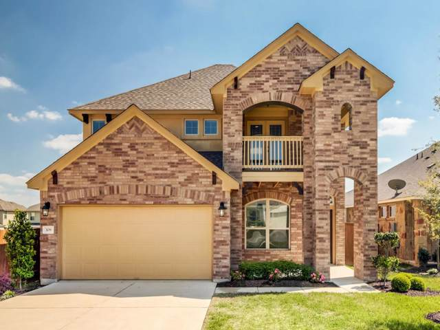 108 Briar Park Dr, Georgetown, TX 78626 (#8314811) :: The Heyl Group at Keller Williams