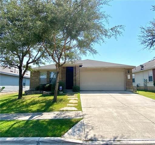 138 Firebush Way, Buda, TX 78610 (#8315118) :: Lauren McCoy with David Brodsky Properties