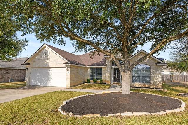 417 River Bluff Cir, Georgetown, TX 78626 (#8316068) :: Realty Executives - Town & Country