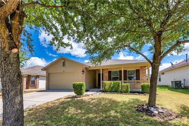 116 Tolcarne Dr, Hutto, TX 78634 (#8316859) :: ONE ELITE REALTY