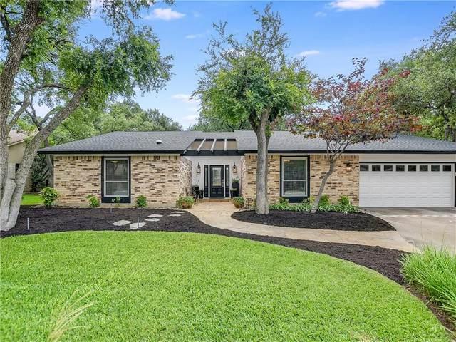 1100 Saint Williams Ave, Round Rock, TX 78681 (#8317450) :: Tai Earthman | Keller Williams Realty