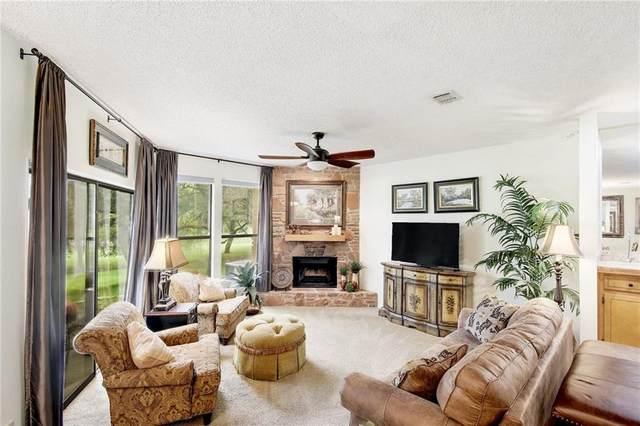 107 Lachite #1, Horseshoe Bay, TX 78657 (#8317766) :: Papasan Real Estate Team @ Keller Williams Realty