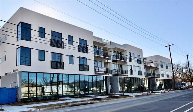 2709 E 5th St #2302, Austin, TX 78702 (#8319358) :: Ben Kinney Real Estate Team
