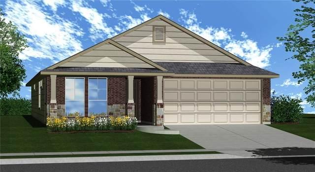 124 Akston Ct, Jarrell, TX 76537 (#8320730) :: Zina & Co. Real Estate