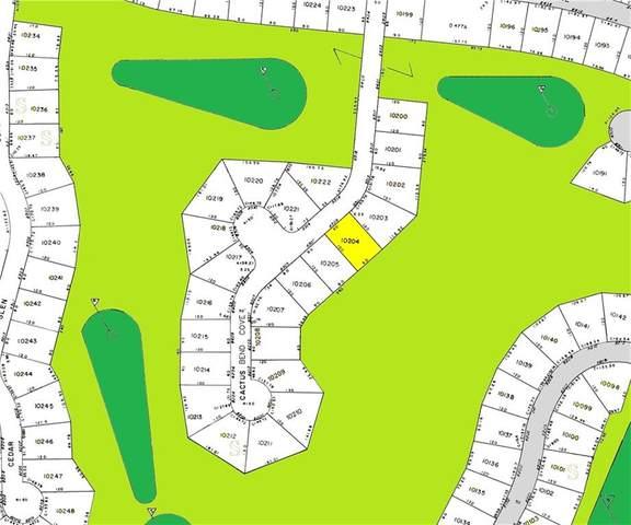 8309 Cactus Bend Cv, Lago Vista, TX 78645 (#8320906) :: Green City Realty