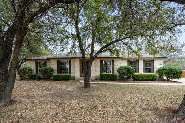 661 Speed Horse, Liberty Hill, TX 78642 (#8320921) :: Realty Executives - Town & Country