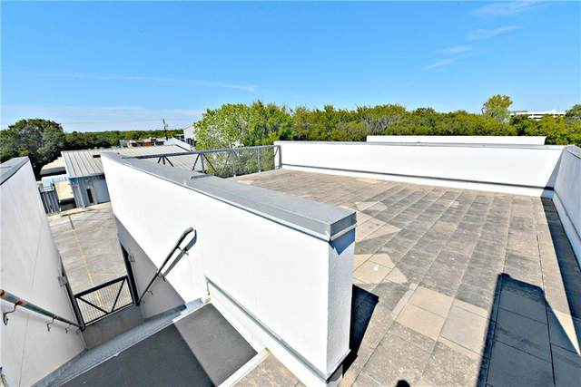 4801 S Congress Ave H4, Austin, TX 78745 (#8320991) :: Front Real Estate Co.