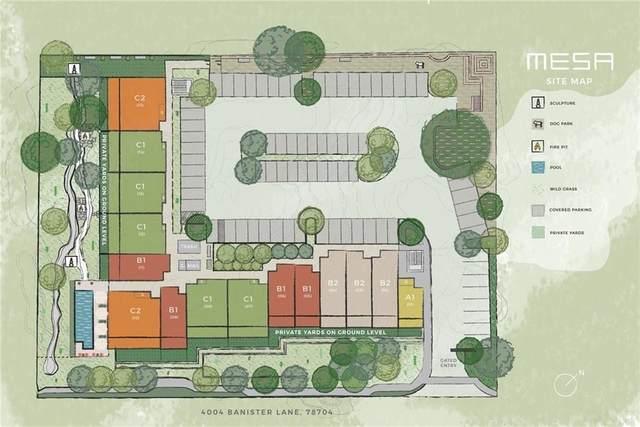 4004 Banister Ln #110, Austin, TX 78704 (#8321215) :: Papasan Real Estate Team @ Keller Williams Realty