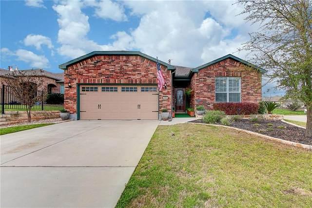 900 Dome Peak Ln, Georgetown, TX 78633 (#8321889) :: RE/MAX Capital City