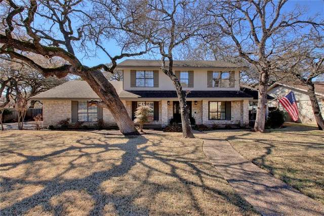 10702 Spicewood Club Dr, Austin, TX 78750 (#8321924) :: Ben Kinney Real Estate Team