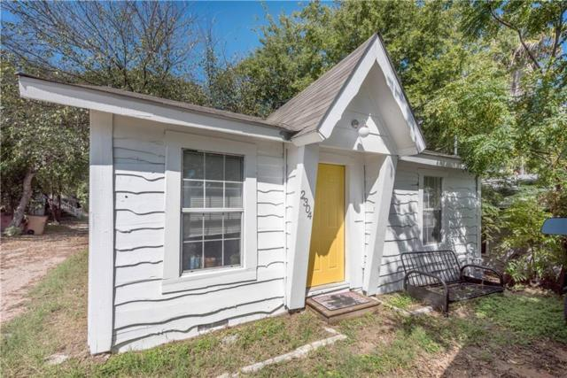 2304 E 12th St, Austin, TX 78702 (#8324606) :: The Gregory Group