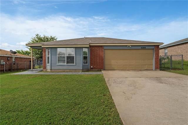 4204 Tidal Wave Dr, Killeen, TX 76549 (#8325618) :: Zina & Co. Real Estate