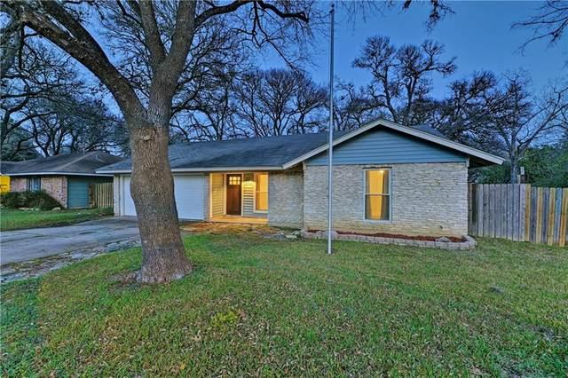 2700 Coatbridge Dr, Austin, TX 78745 (#8325623) :: 12 Points Group