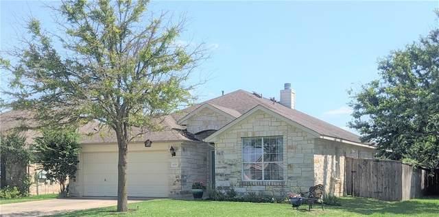 4526 Heritage Well Ln, Round Rock, TX 78665 (#8326111) :: Tai Earthman | Keller Williams Realty