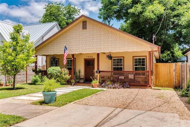 1406 E 2nd St, Austin, TX 78702 (#8328882) :: All City Real Estate