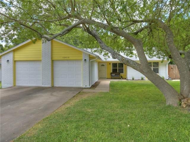12413 Turtle Rock Rd, Austin, TX 78729 (#8330727) :: 10X Agent Real Estate Team