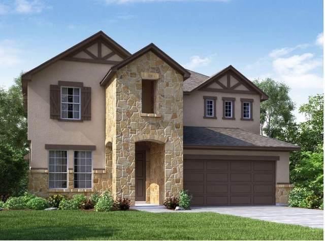 125 Birkshire Dr, Georgetown, TX 78626 (MLS #8330746) :: Brautigan Realty
