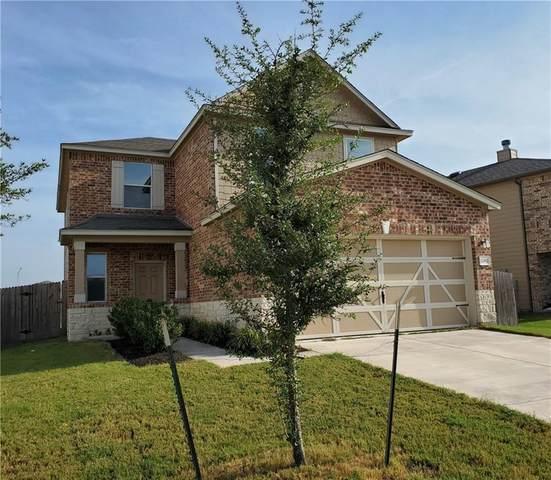 12812 Fireside Chat St, Manor, TX 78653 (#8334464) :: Tai Earthman | Keller Williams Realty