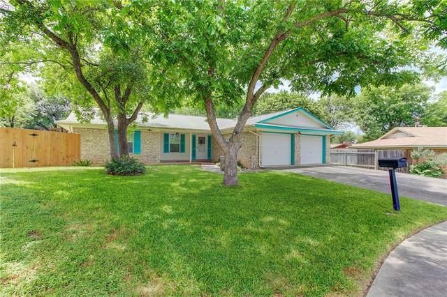 9002 Lodge Ct, Austin, TX 78758 (#8335476) :: Papasan Real Estate Team @ Keller Williams Realty