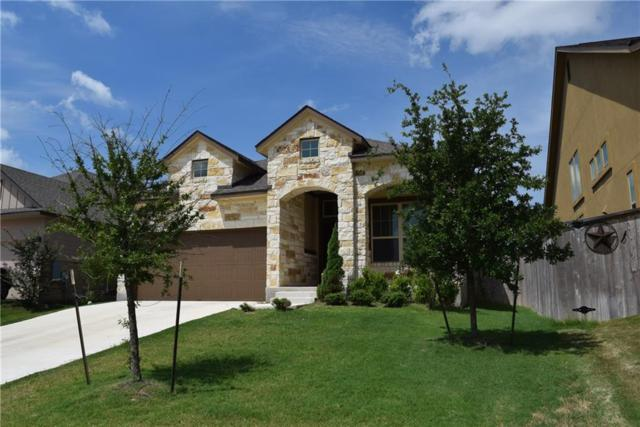 569 Blue Agave Ln, Georgetown, TX 78626 (#8335818) :: The Heyl Group at Keller Williams