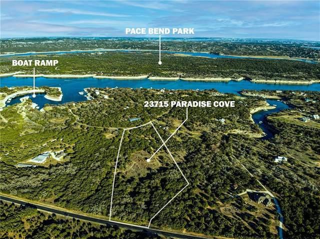 23715 Paradise Cv, Marble Falls, TX 78654 (#8335899) :: Papasan Real Estate Team @ Keller Williams Realty