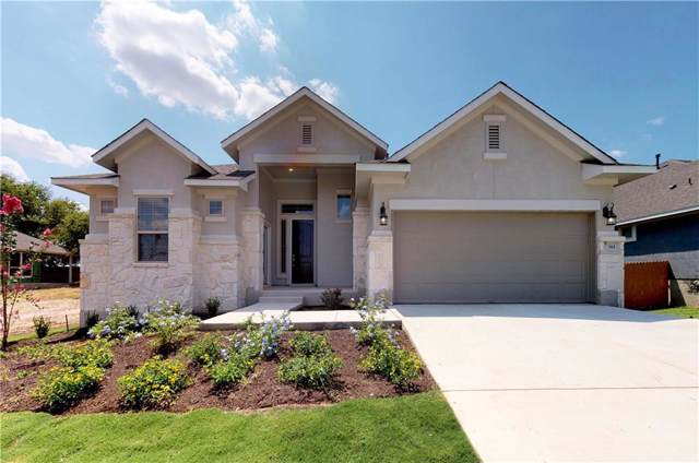 144 White Steppe Way, Georgetown, TX 78626 (MLS #8336079) :: Vista Real Estate