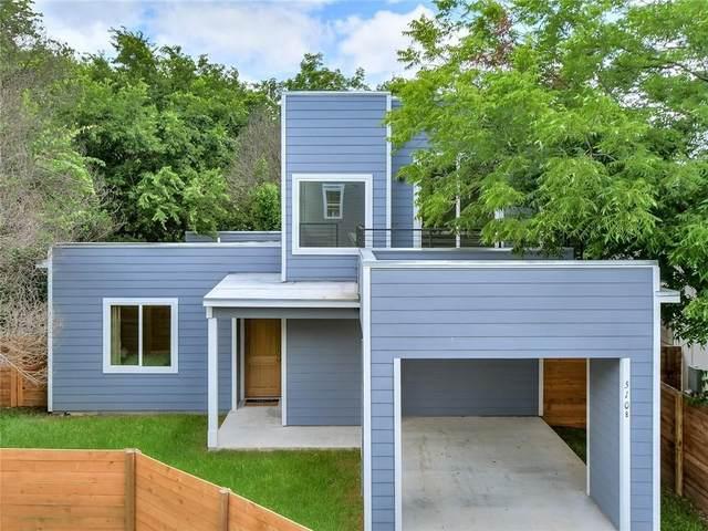 510 Blackson Ave B, Austin, TX 78752 (#8336776) :: Papasan Real Estate Team @ Keller Williams Realty