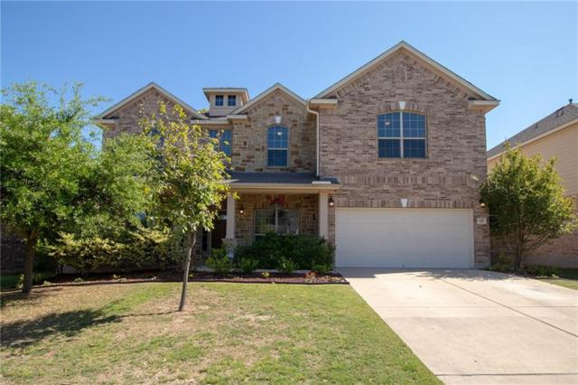 120 Snowdrift Trl, Round Rock, TX 78664 (#8337359) :: Papasan Real Estate Team @ Keller Williams Realty