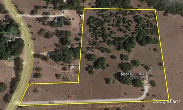 26700 Ranch Road 12 Rd, Dripping Springs, TX 78620 (#8337556) :: Tai Earthman | Keller Williams Realty