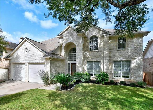 5904 Gorham Glen Ln, Austin, TX 78739 (#8339541) :: The Heyl Group at Keller Williams