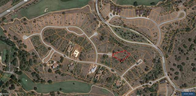 Lot 39 TBD Violet Meadow, Horseshoe Bay, TX 78657 (#8345027) :: First Texas Brokerage Company