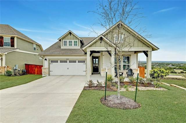 443 Dayridge Dr, Dripping Springs, TX 78620 (#8345437) :: 12 Points Group