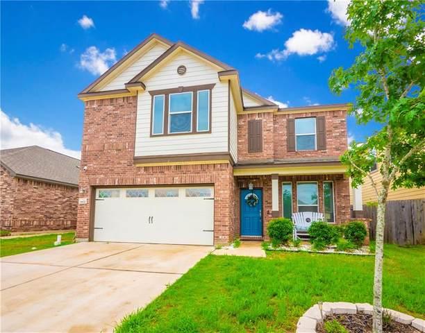6821 Horseshoe Pond Dr, Del Valle, TX 78617 (#8345837) :: Papasan Real Estate Team @ Keller Williams Realty