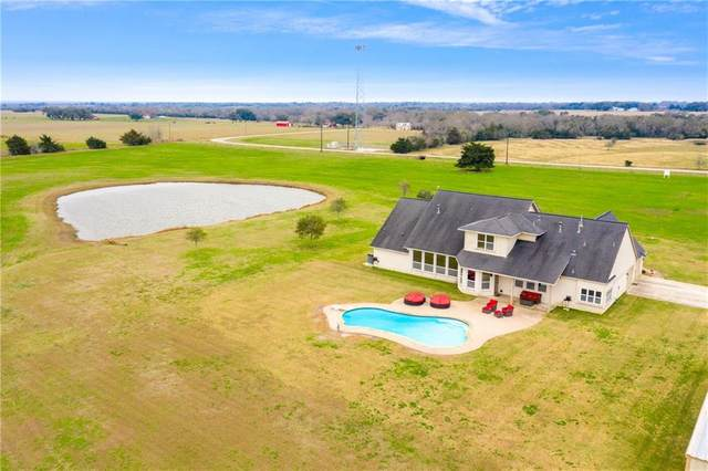 3063 Cr 208, Hallettsville, TX 77964 (#8346209) :: Papasan Real Estate Team @ Keller Williams Realty