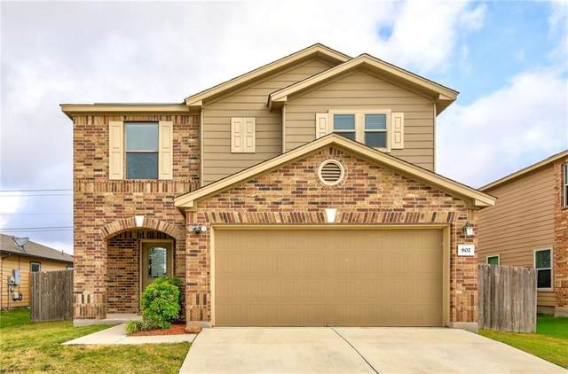 802 Estes Park, Taylor, TX 76574 (#8348688) :: 12 Points Group