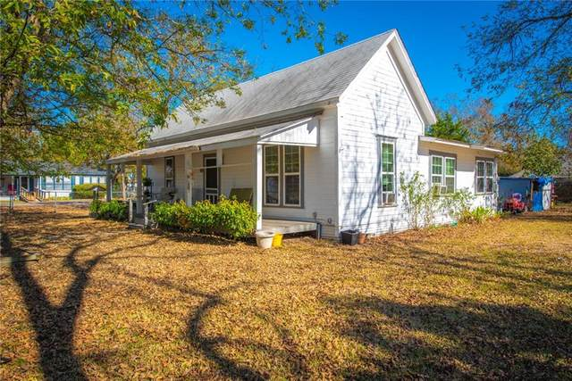 408 N 2nd St, Thorndale, TX 76577 (#8348995) :: First Texas Brokerage Company