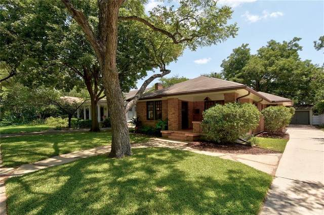 2213 Lindell Ave, Austin, TX 78704 (#8353403) :: The Heyl Group at Keller Williams