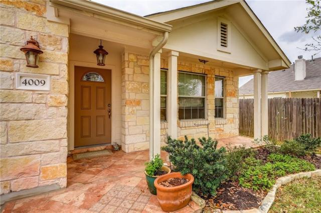4009 Bandice Ln, Pflugerville, TX 78660 (#8354513) :: The Smith Team