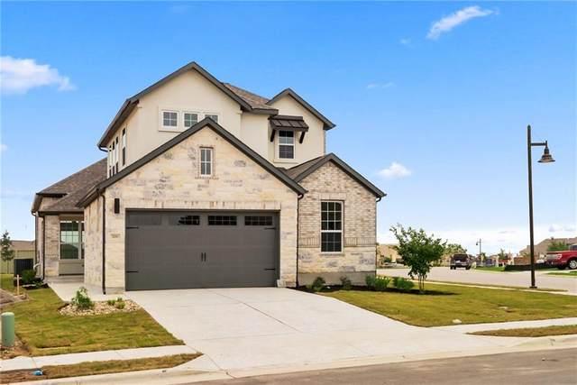 700 Faith Dr, Liberty Hill, TX 78642 (#8355273) :: Ben Kinney Real Estate Team