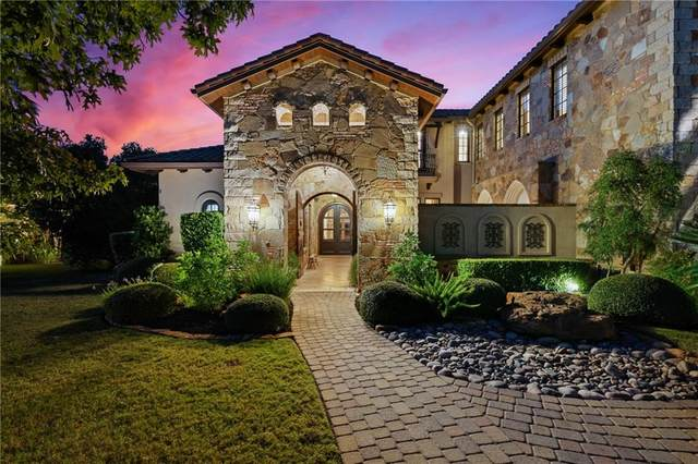 231 Canyon Turn Trl, Lakeway, TX 78734 (#8355363) :: R3 Marketing Group