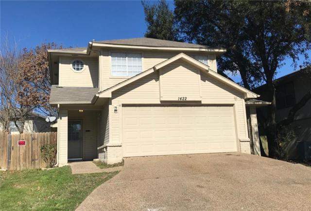 1422 E Logan St, Round Rock, TX 78664 (#8358562) :: Austin Portfolio Real Estate - The Bucher Group