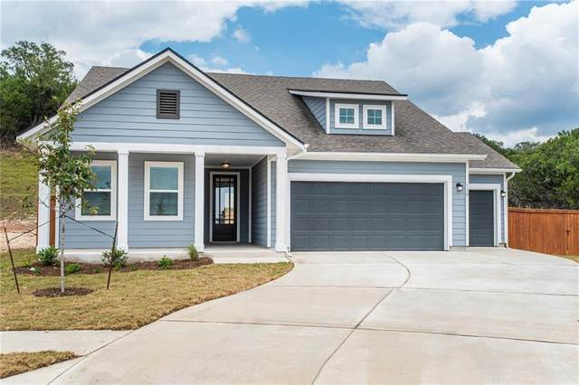 118 Wagon Spoke Cv, Liberty Hill, TX 78642 (#8358830) :: All City Real Estate