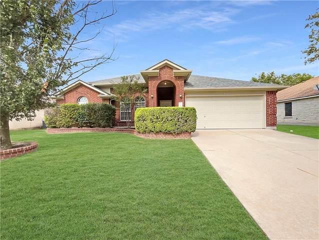 1406 Haley Gray Dr, Pflugerville, TX 78660 (MLS #8360599) :: Vista Real Estate