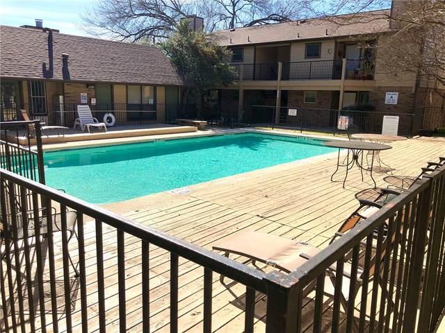 5608 Cougar Dr #112, Austin, TX 78745 (#8366136) :: Ben Kinney Real Estate Team