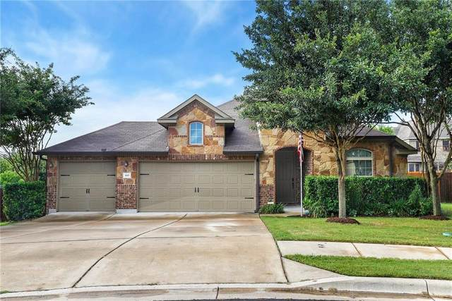 100 Phil Mickelson Ct, Round Rock, TX 78664 (#8366487) :: The Perry Henderson Group at Berkshire Hathaway Texas Realty