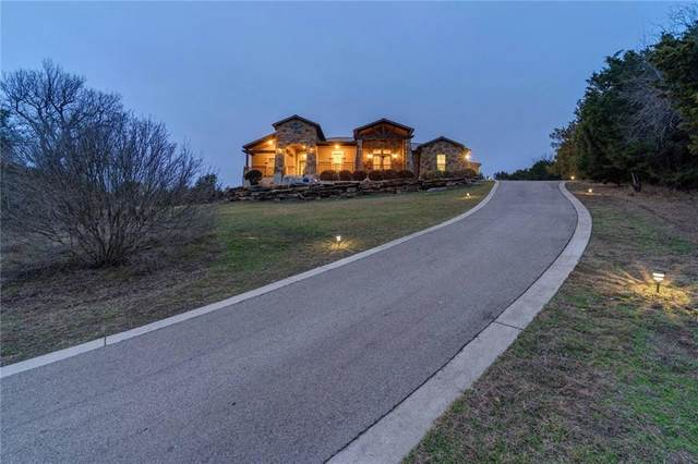 119 Creekside Trl, Spicewood, TX 78669 (#8366868) :: Papasan Real Estate Team @ Keller Williams Realty