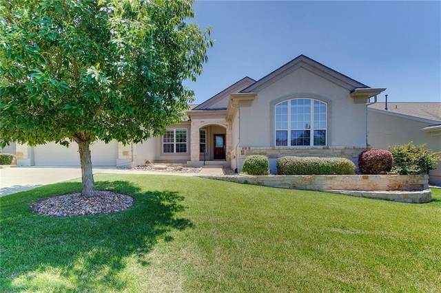 220 Goose Island Dr, Georgetown, TX 78633 (#8368785) :: All City Real Estate