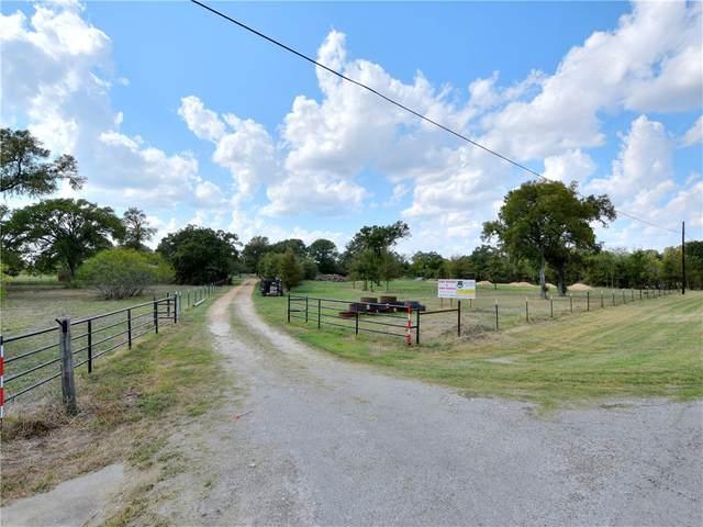 1050 E Fm 2104, Smithville, TX 78957 (MLS #8369317) :: Vista Real Estate