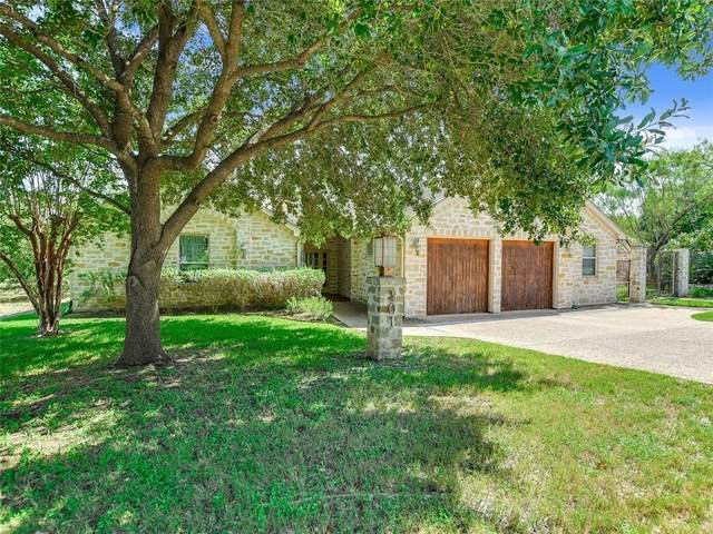 401 Rawhide, Horseshoe Bay, TX 78657 (#8369555) :: Realty Executives - Town & Country